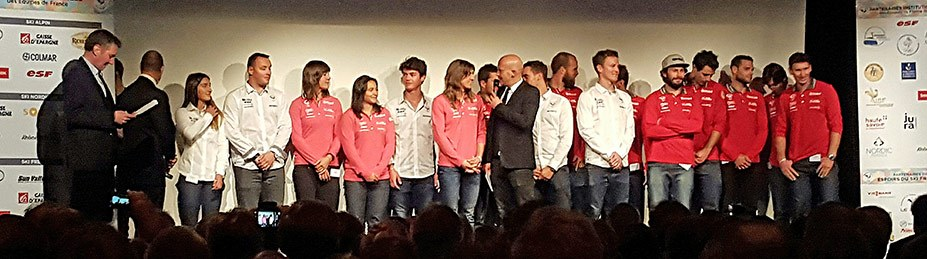 Equipe de France de Freestyle 2015-2016