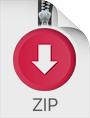 Icone telechargement ZIP