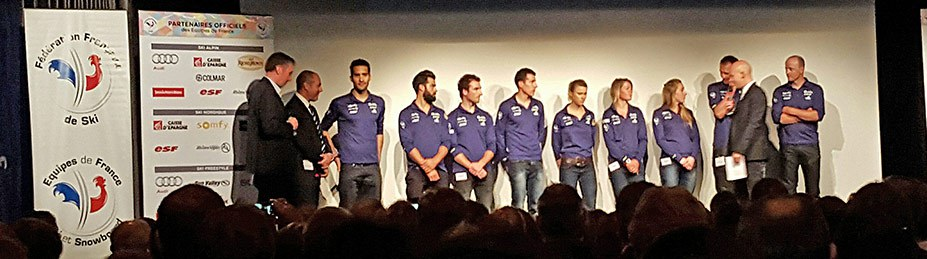 Equipe de France de Biathlon 2015-2016