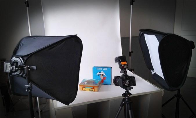 Typocentre s'équipe d'un studio photo
